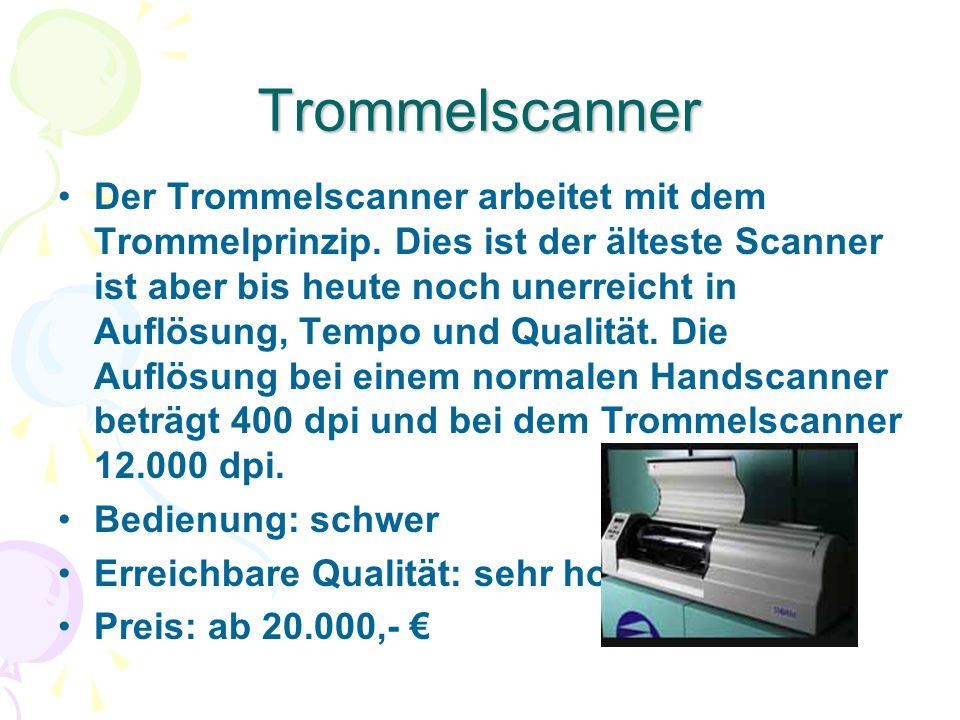 Trommelscanner