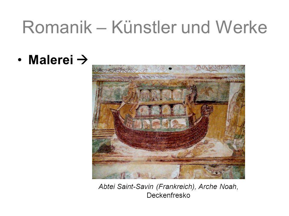 Romanik – Künstler und Werke