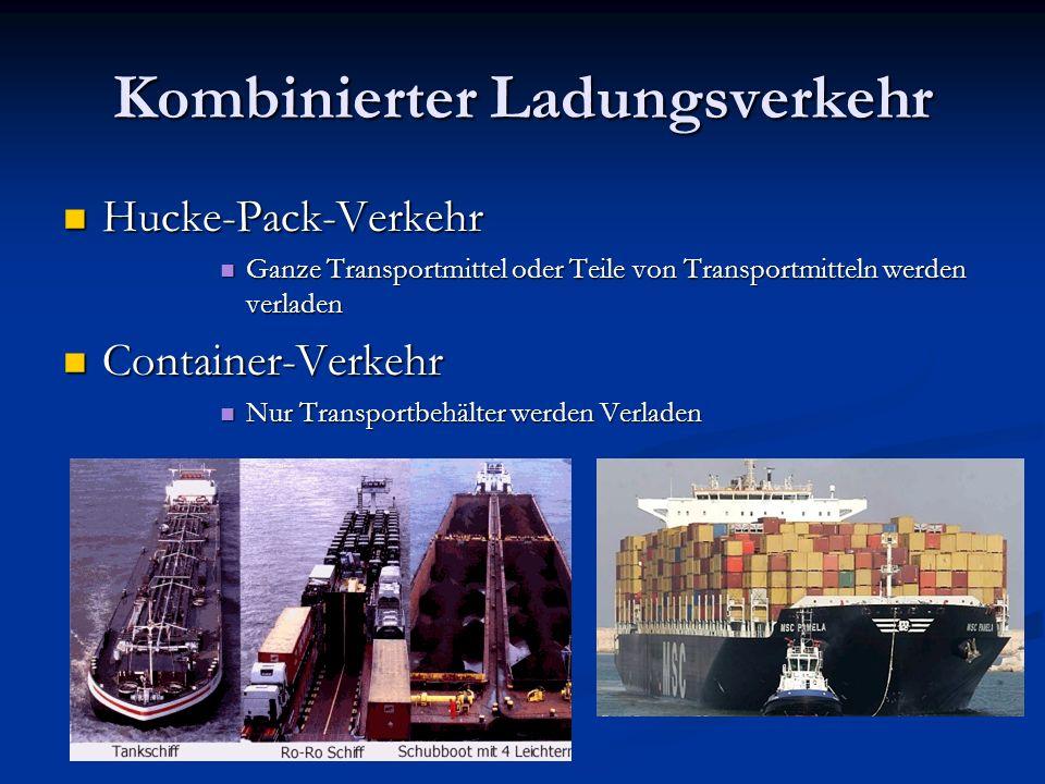 Kombinierter Ladungsverkehr