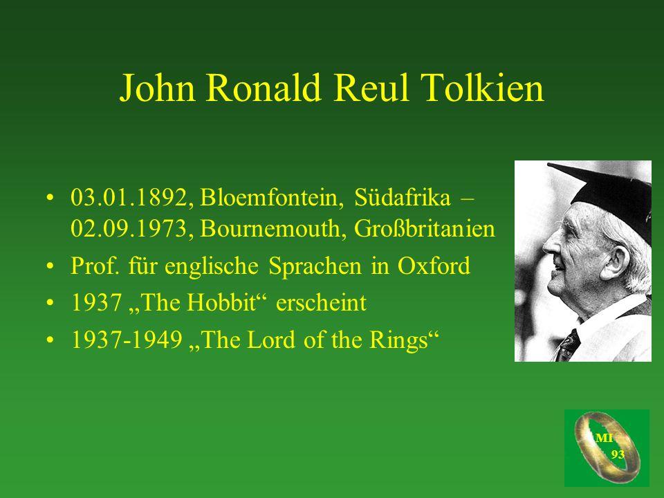 John Ronald Reul Tolkien