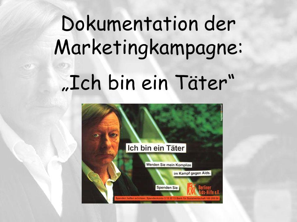 Dokumentation der Marketingkampagne: