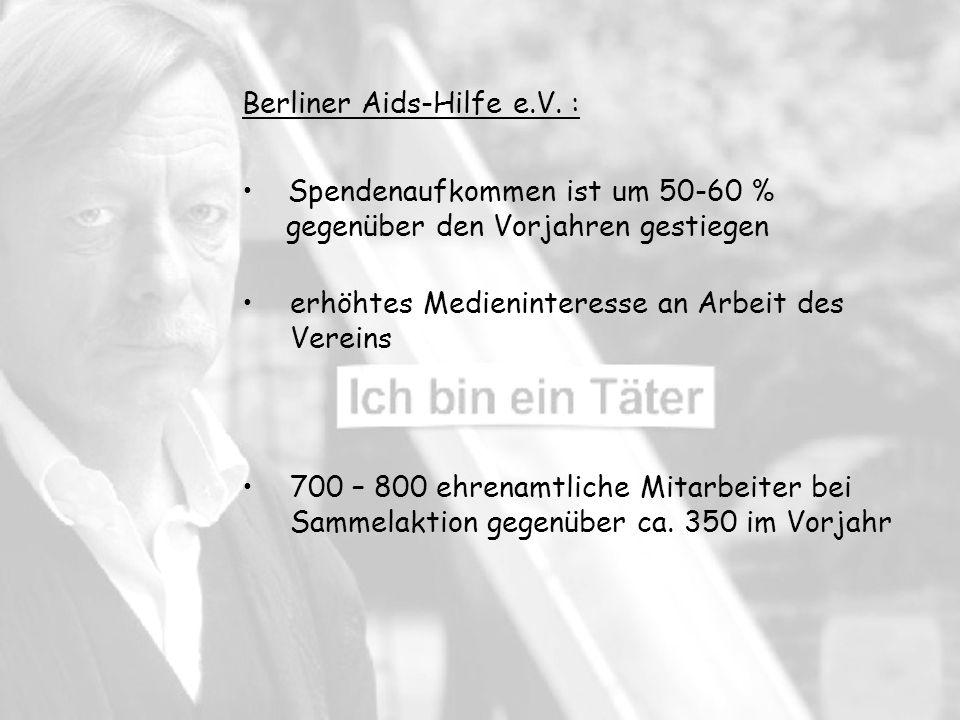 Berliner Aids-Hilfe e.V. :