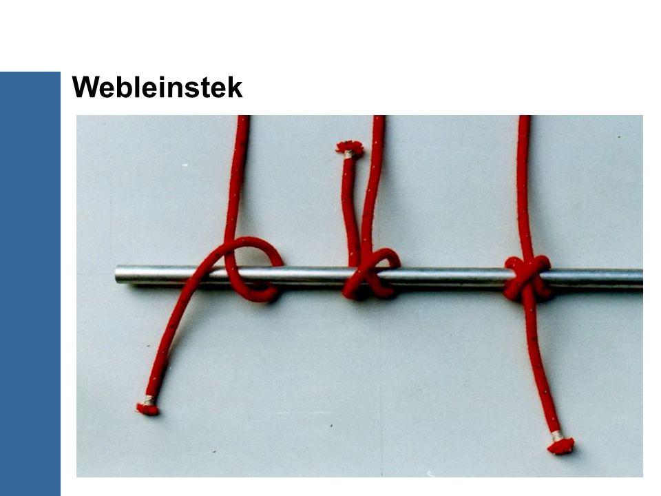 Webleinstek