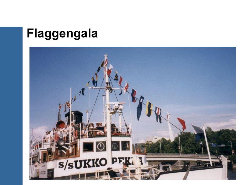 Flaggengala