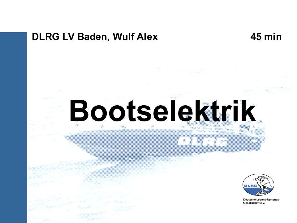 DLRG LV Baden, Wulf Alex 45 min