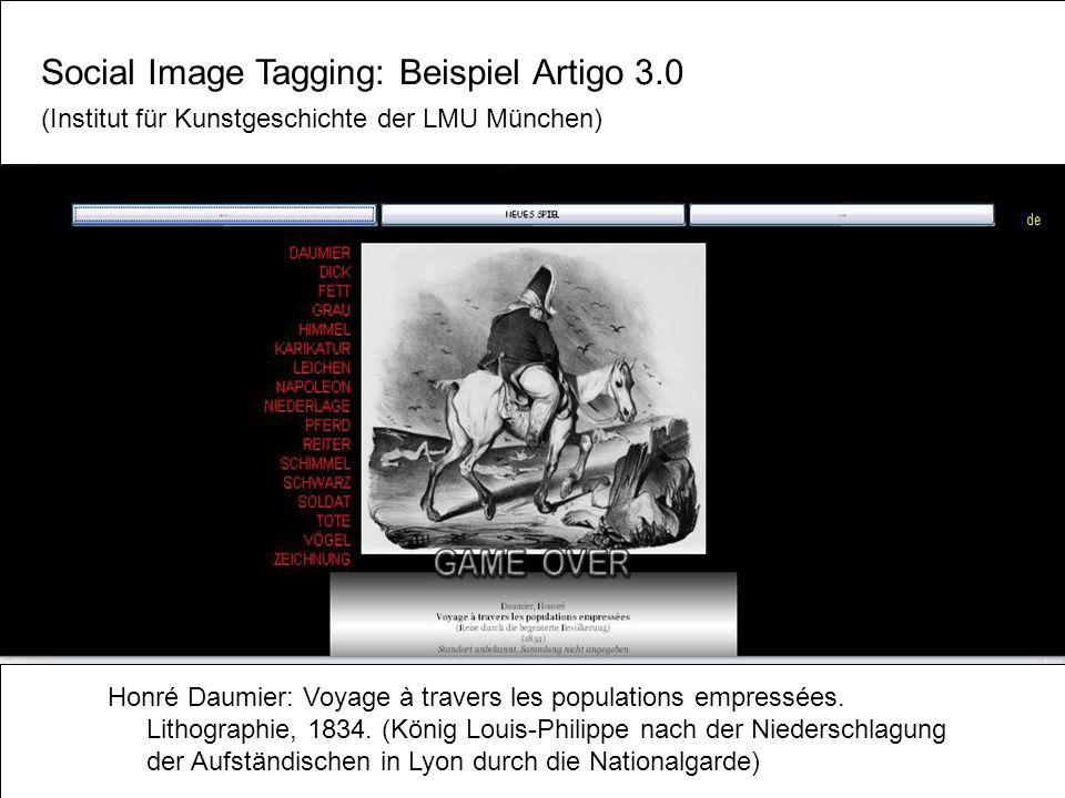 Social Image Tagging: Beispiel Artigo 3.0