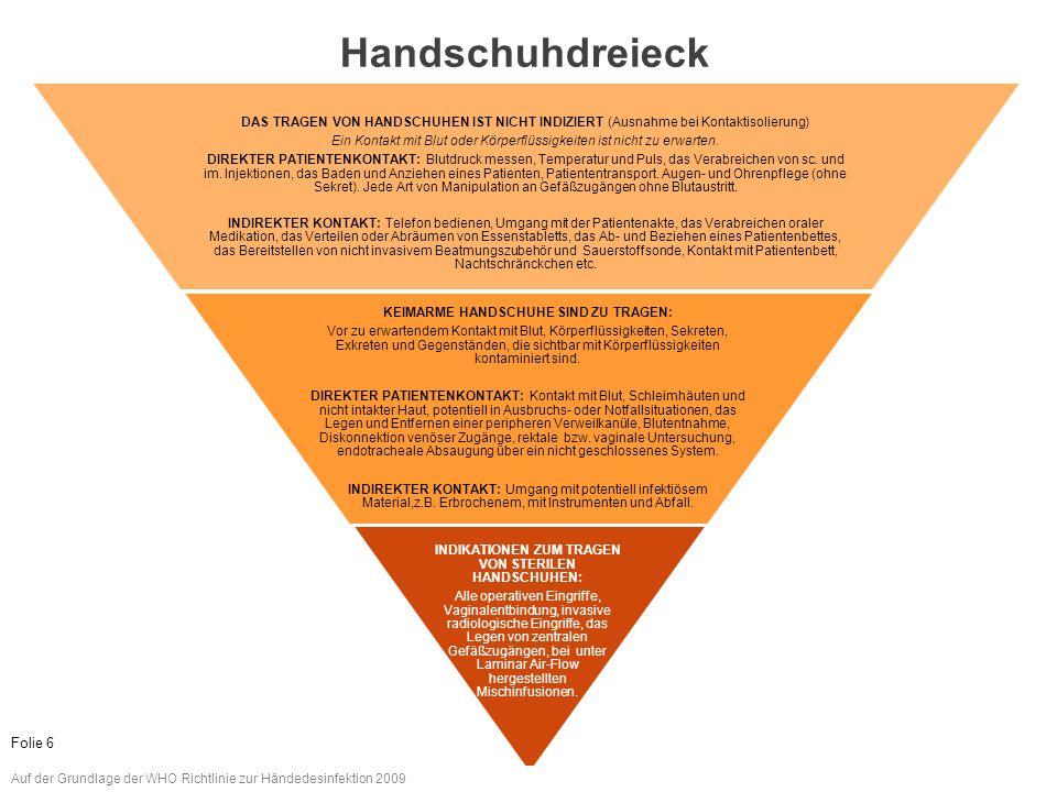 Handschuhdreieck Folie 6