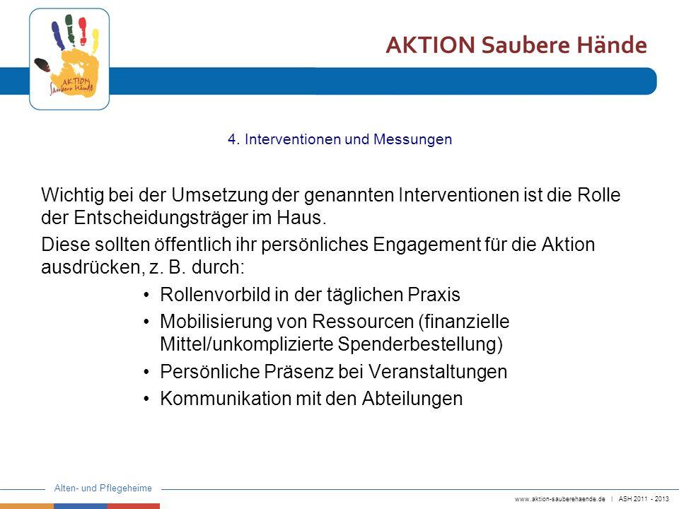 4. Interventionen und Messungen