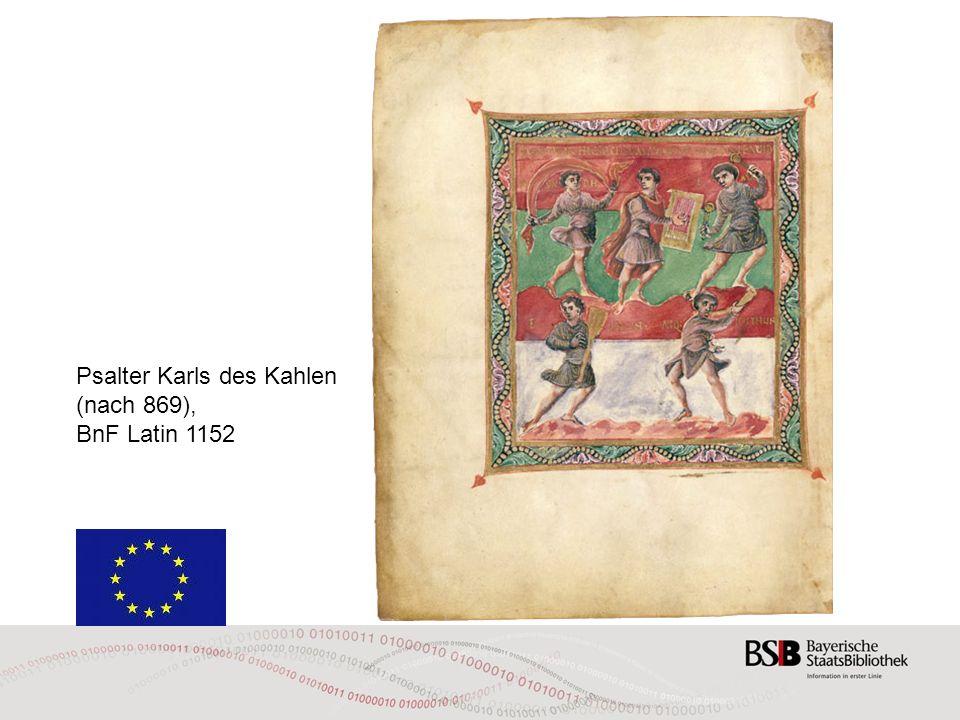 Psalter Karls des Kahlen (nach 869),