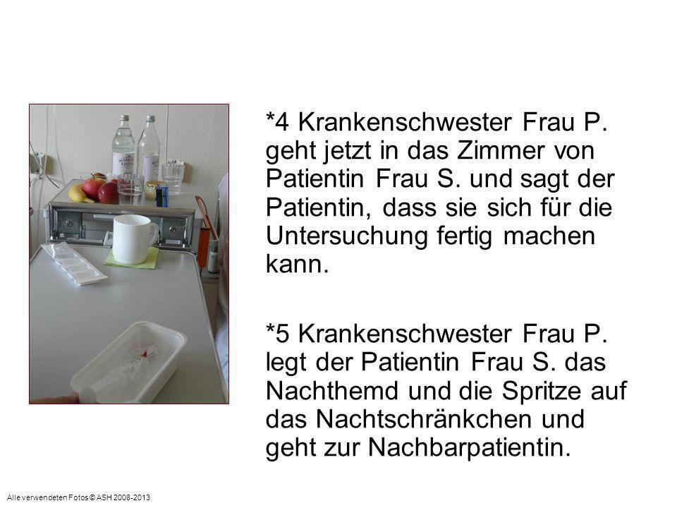4 Krankenschwester Frau P