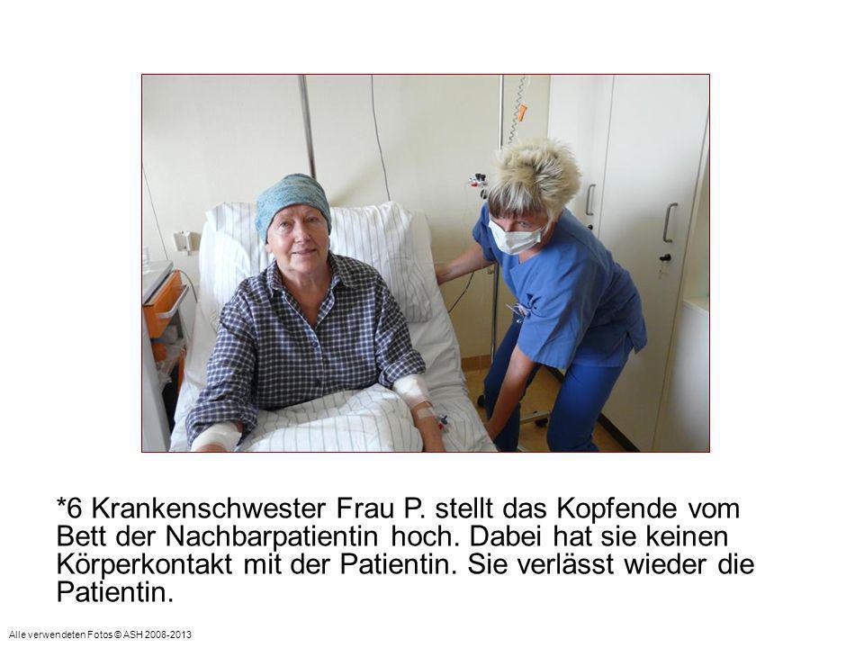 6 Krankenschwester Frau P