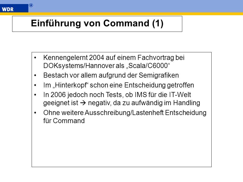 Einführung von Command (1)