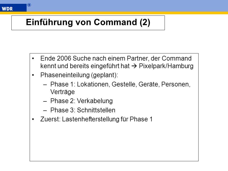 Einführung von Command (2)