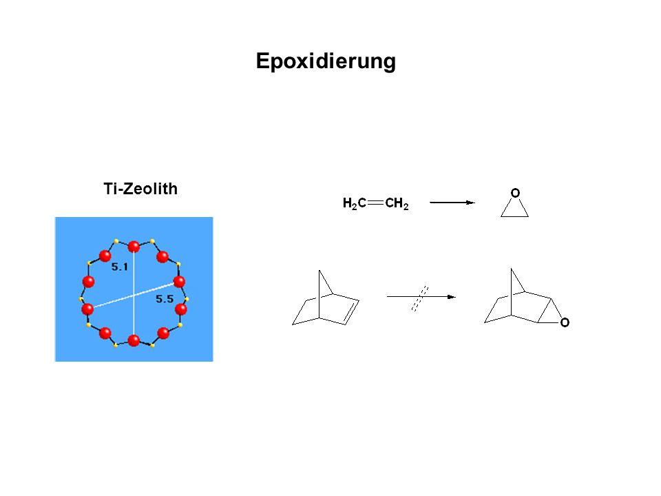 Epoxidierung Ti-Zeolith