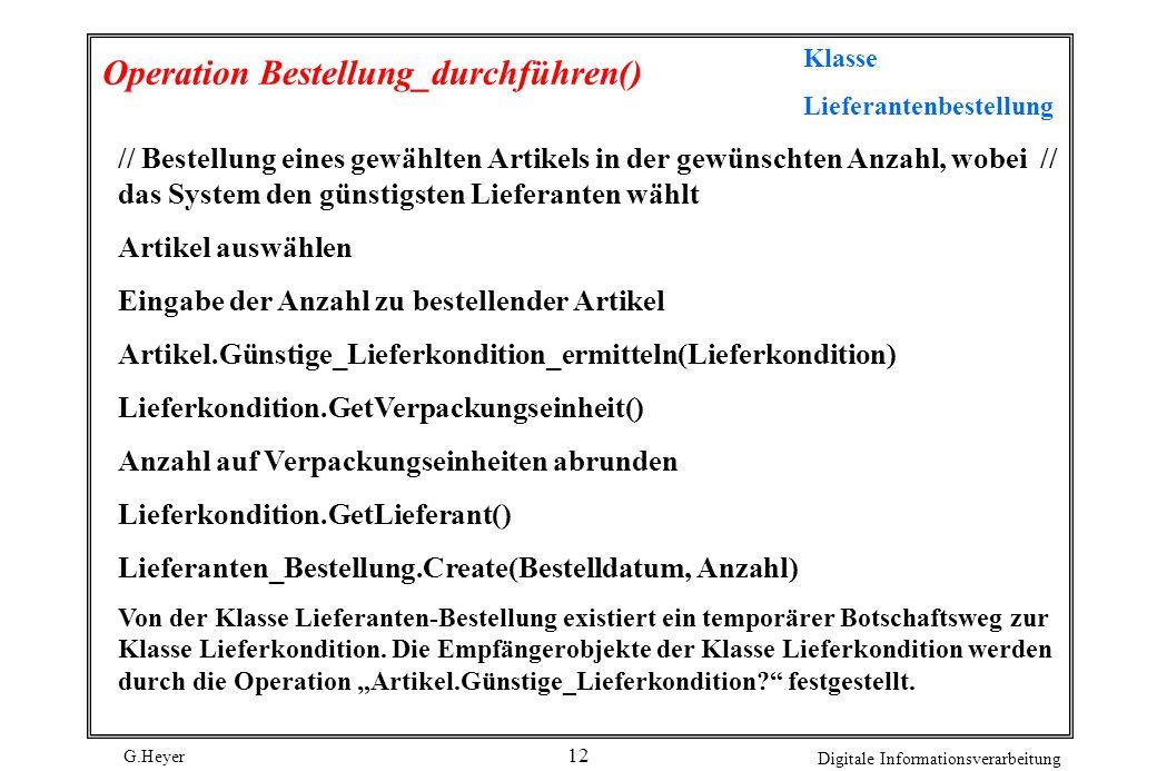 Operation Bestellung_durchführen()