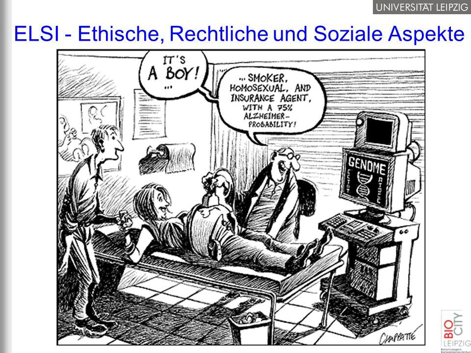 ELSI - Ethische, Rechtliche und Soziale Aspekte