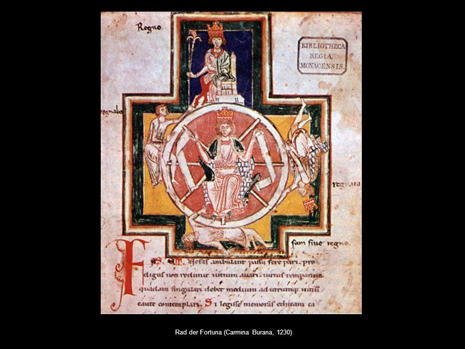 Rad der Fortuna (Carmina Burana, 1230)