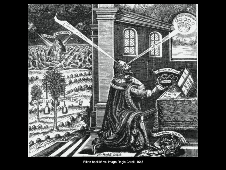 Eikon basilikè vel Imago Regis Caroli, 1648