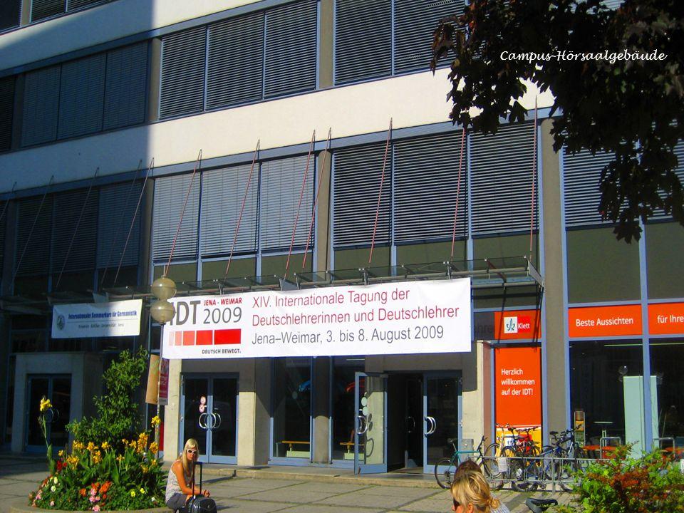 Campus-Hörsaalgebäude