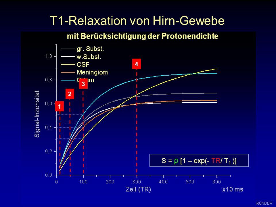 mit Berücksichtigung der Protonendichte