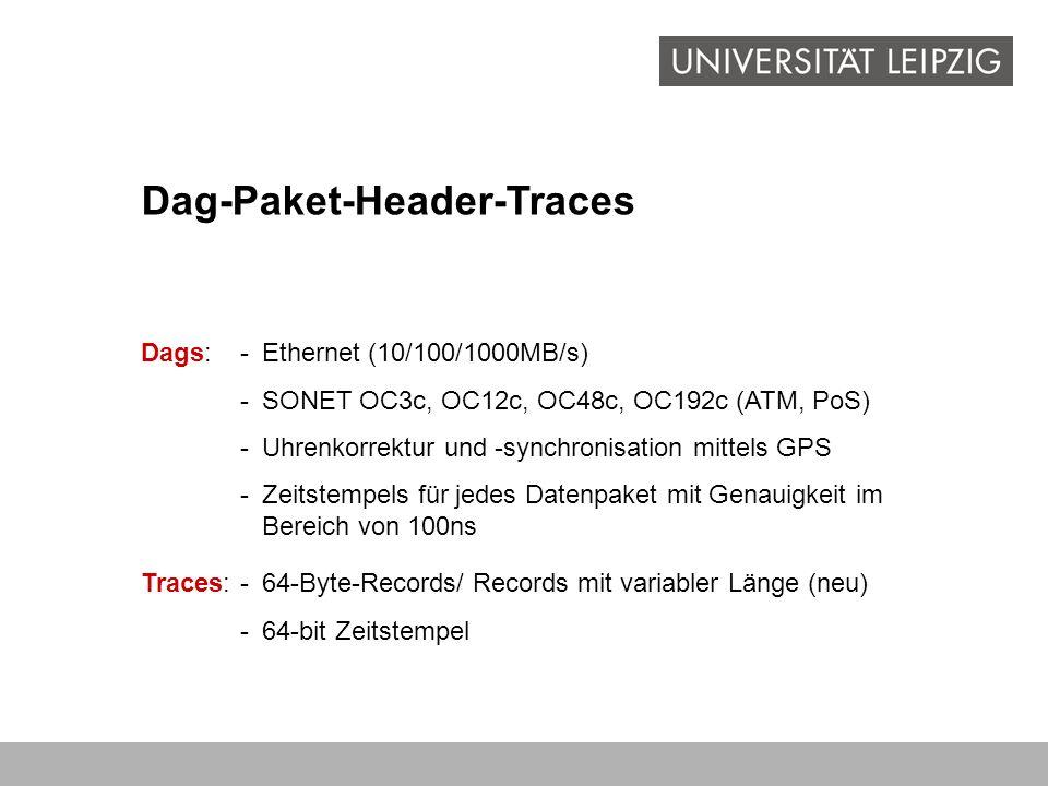 Dag-Paket-Header-Traces