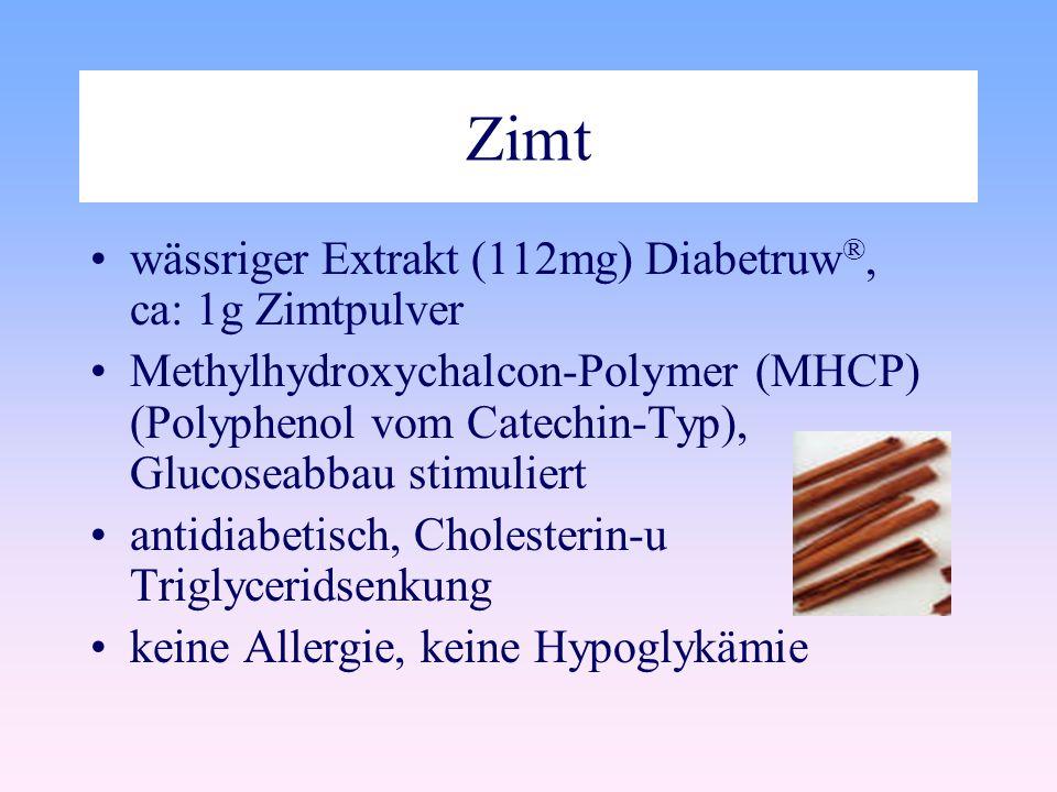 Zimt wässriger Extrakt (112mg) Diabetruw®, ca: 1g Zimtpulver