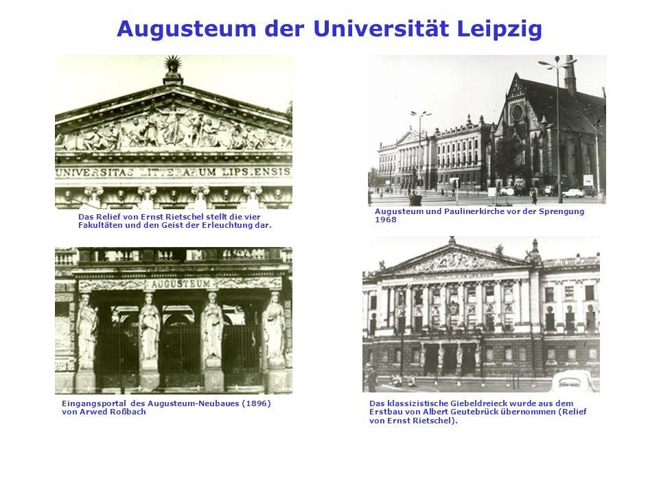 Augusteum der Universität Leipzig