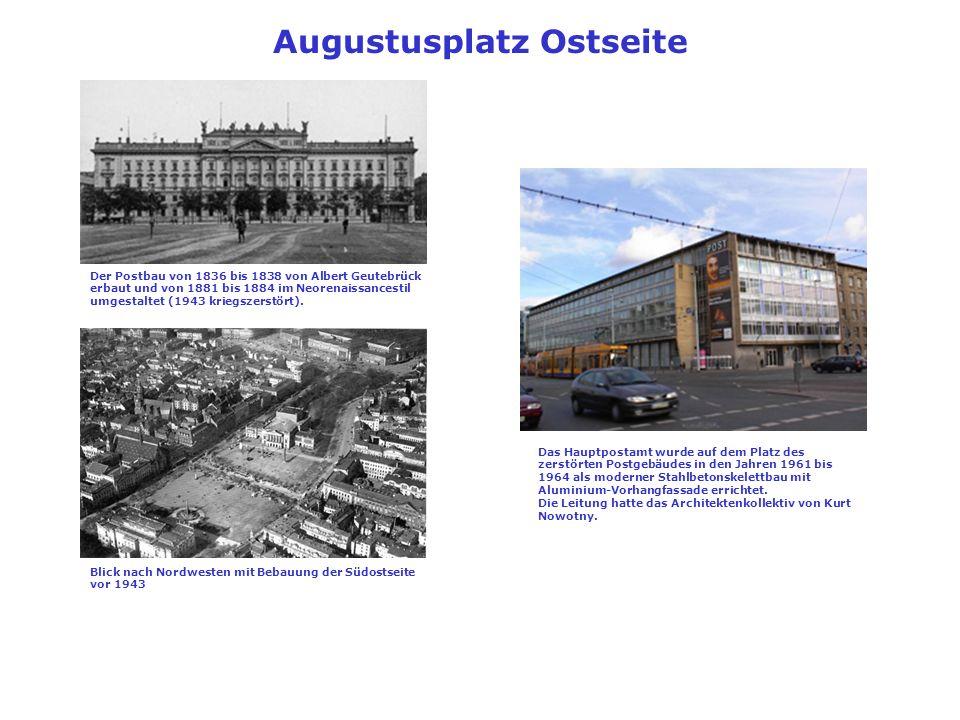 Augustusplatz Ostseite