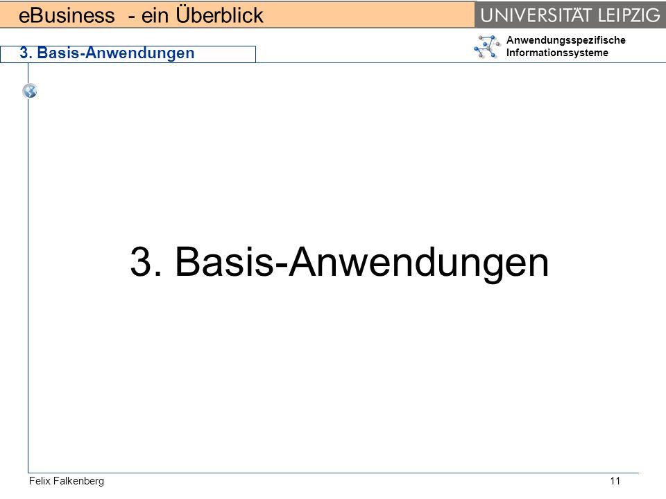3. Basis-Anwendungen 3. Basis-Anwendungen
