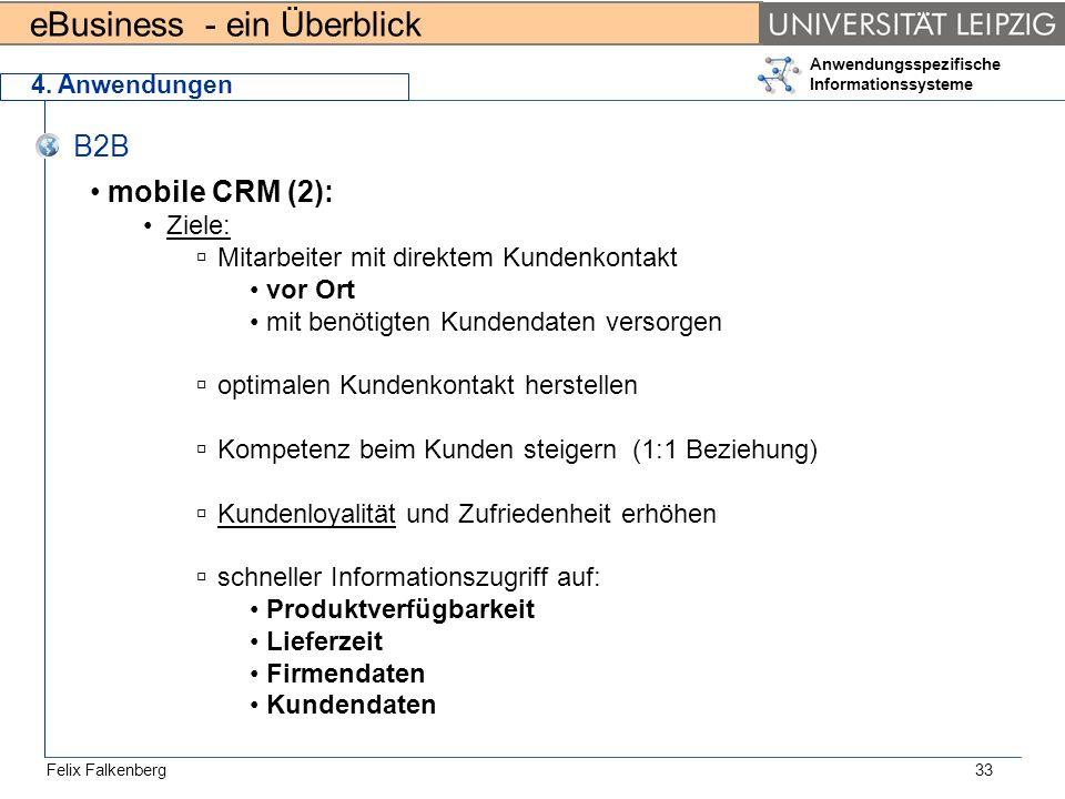 B2B mobile CRM (2): Ziele: Mitarbeiter mit direktem Kundenkontakt