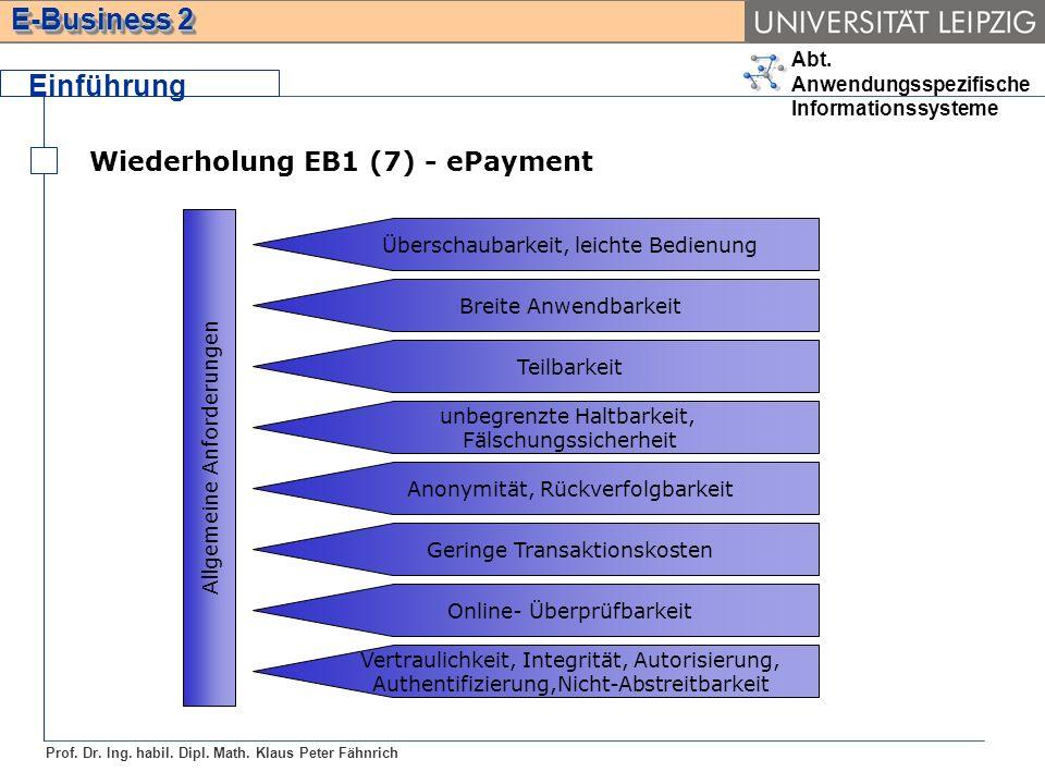 Einführung Wiederholung EB1 (7) - ePayment