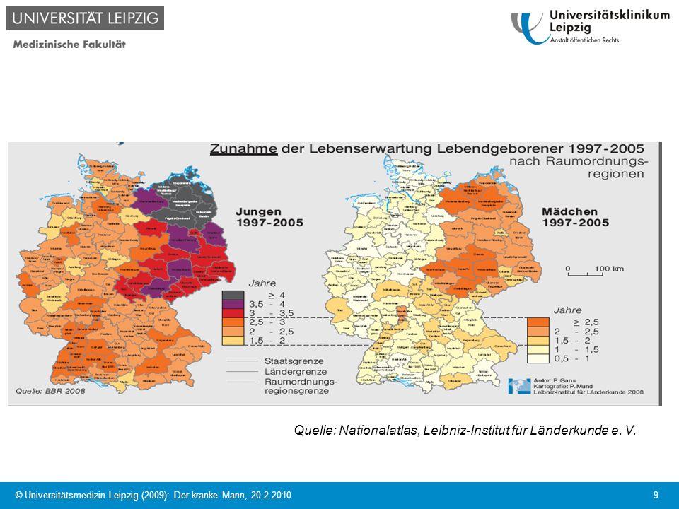 Quelle: Nationalatlas, Leibniz-Institut für Länderkunde e. V.