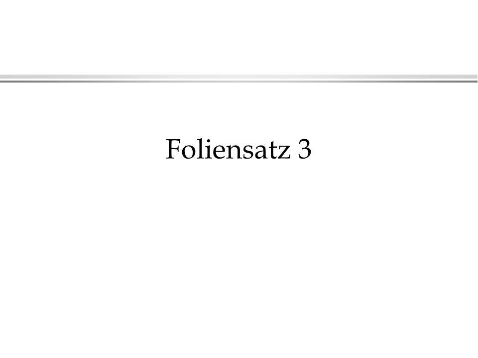 Foliensatz 3