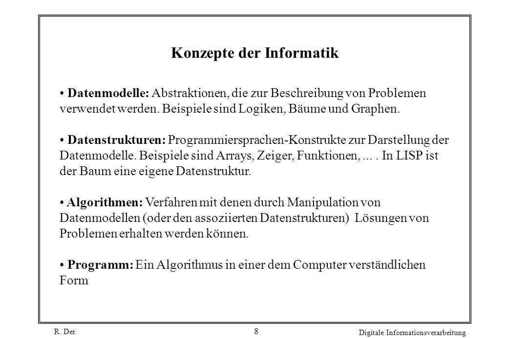 Konzepte der Informatik