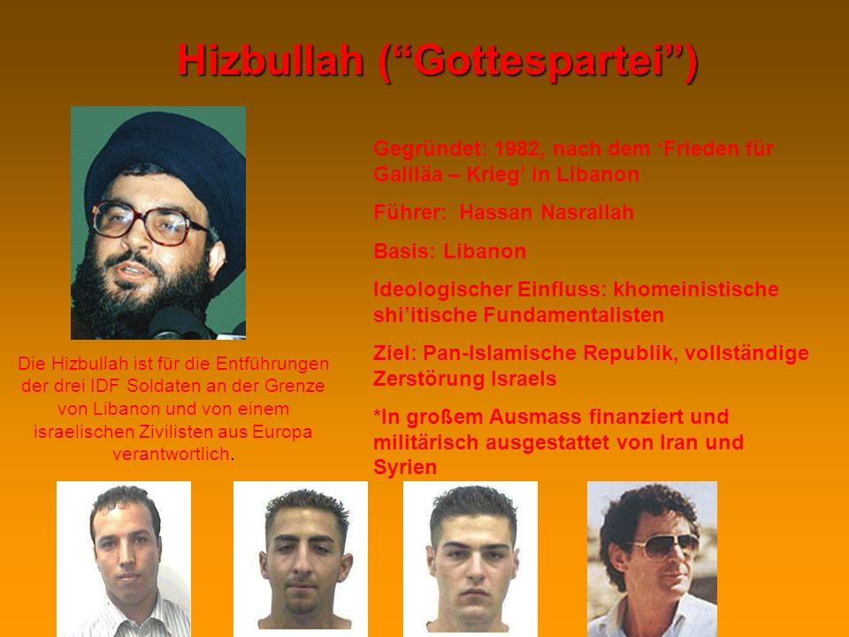 Hizbullah ( Gottespartei )