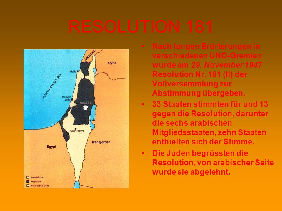 RESOLUTION 181