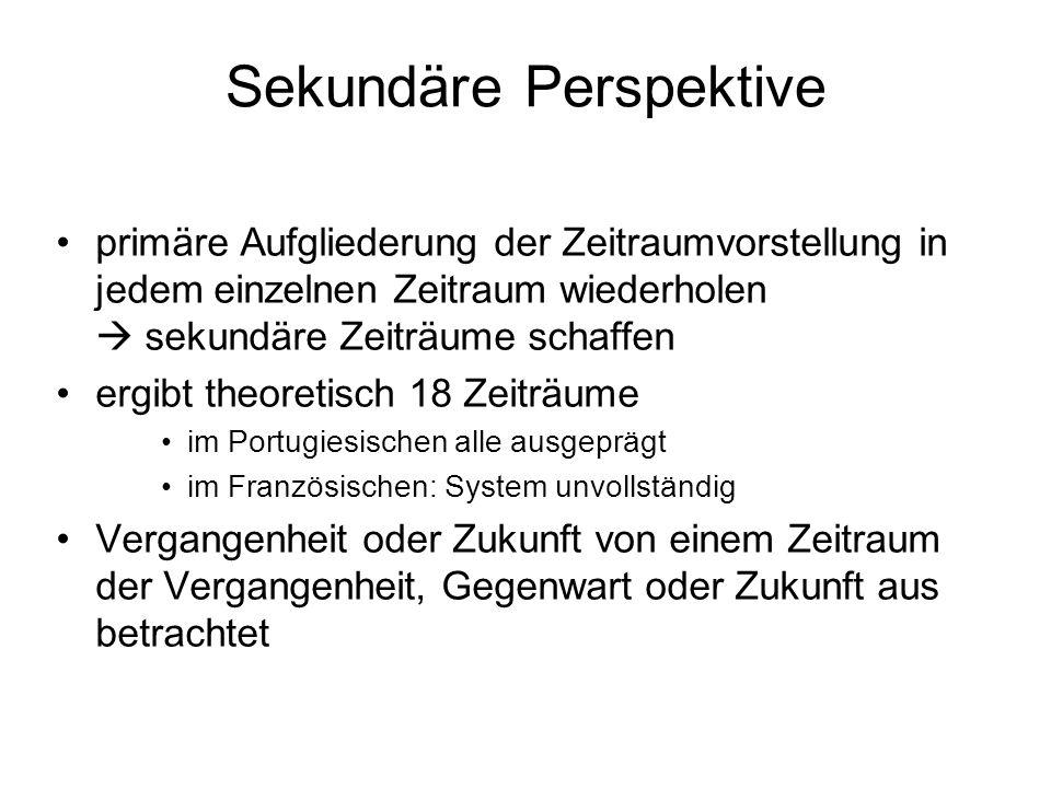 Sekundäre Perspektive