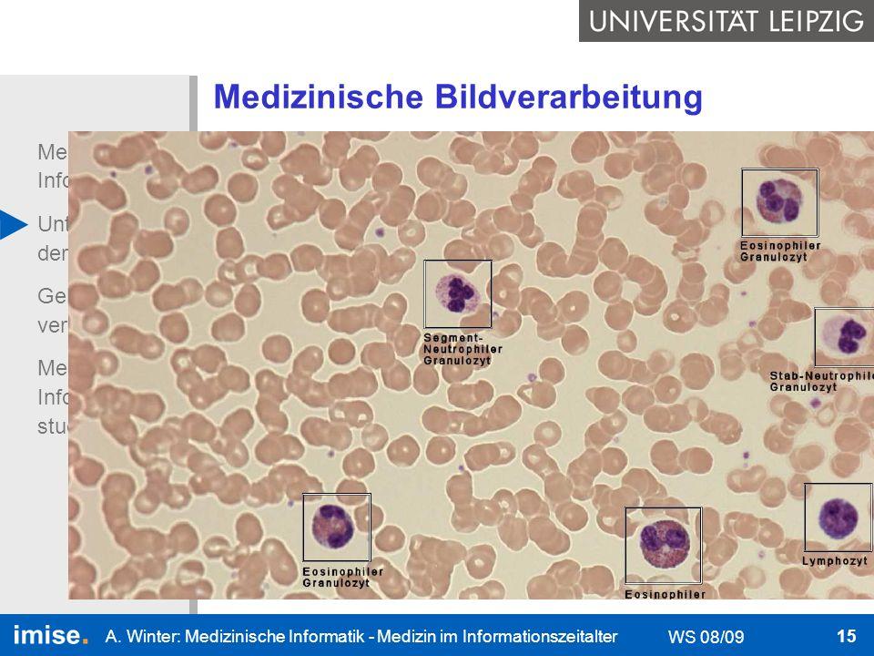 Medizinische Bildverarbeitung