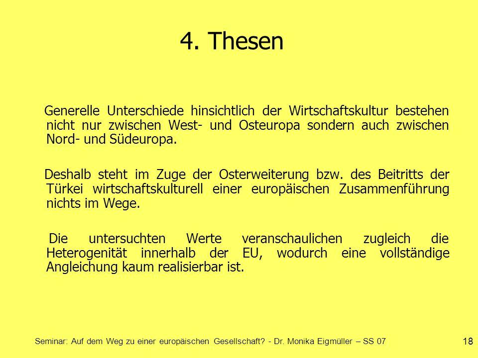 4. Thesen