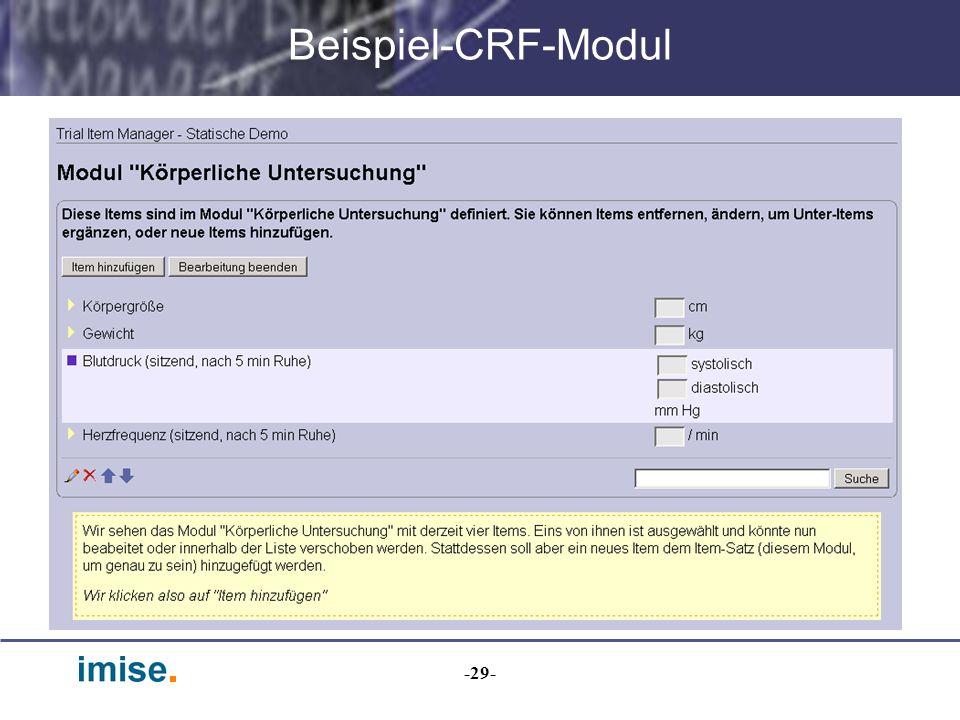 Beispiel-CRF-Modul -29-