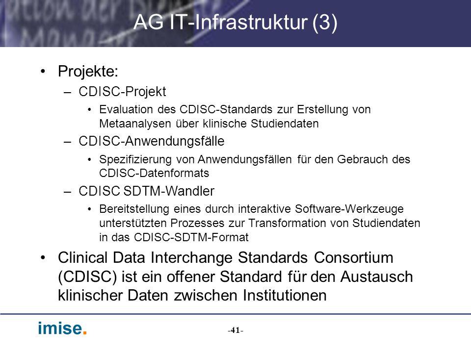 AG IT-Infrastruktur (3)
