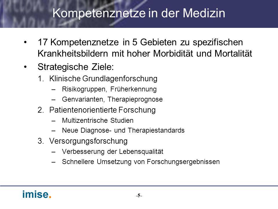 Kompetenznetze in der Medizin