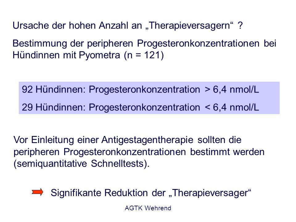 """Ursache der hohen Anzahl an """"Therapieversagern"""
