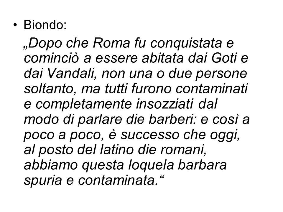 Biondo: