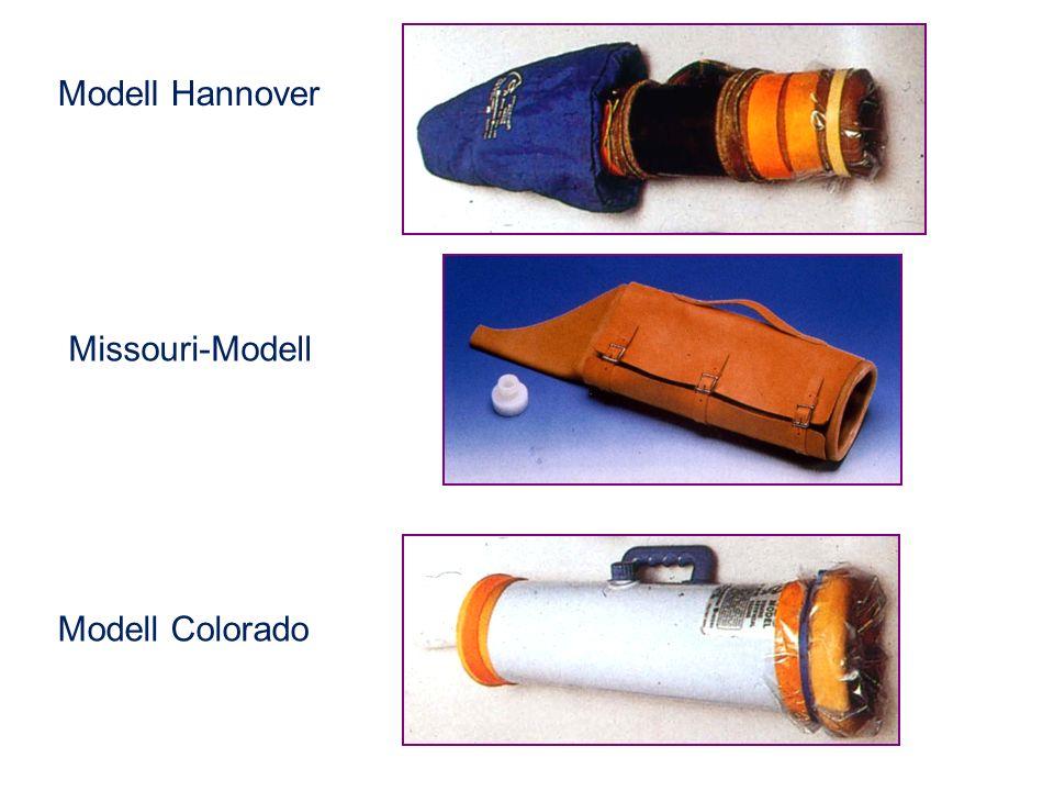 Modell Hannover Missouri-Modell Modell Colorado