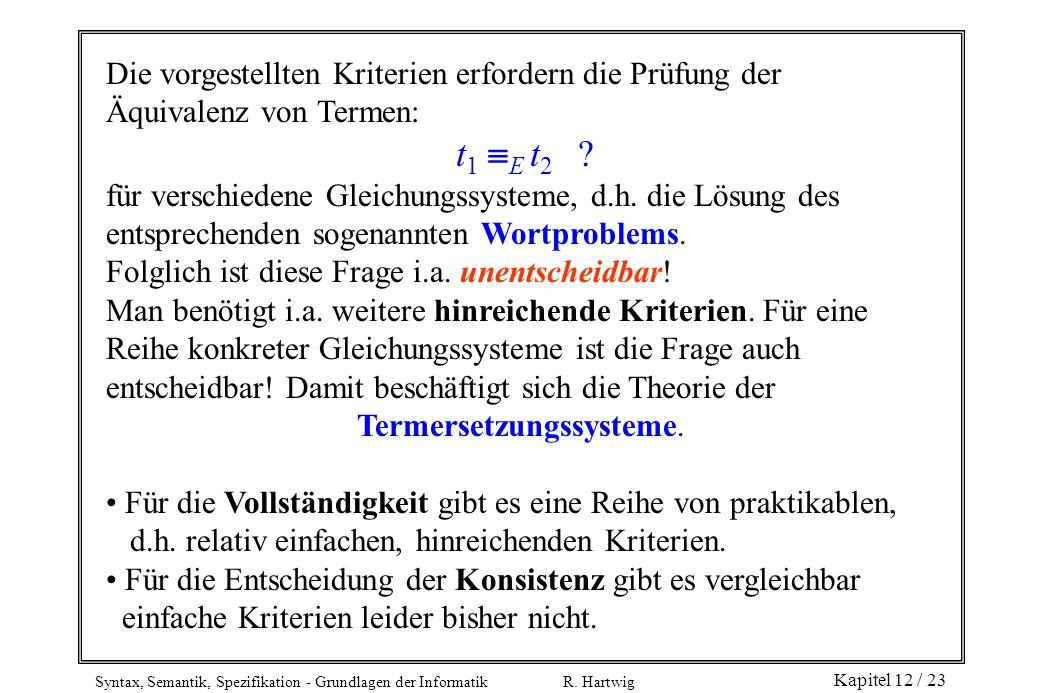 Termersetzungssysteme.