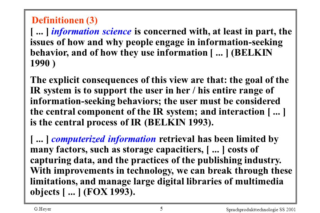 Definitionen (3)