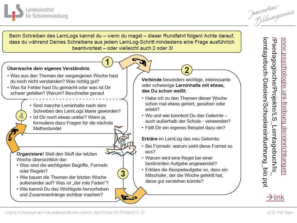 link www.psychologie.uni-freiburg.de/einrichtungen