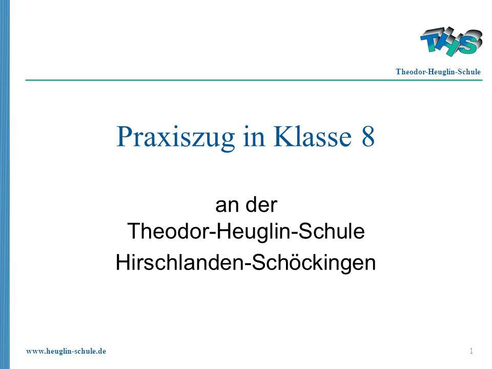 an der Theodor-Heuglin-Schule Hirschlanden-Schöckingen