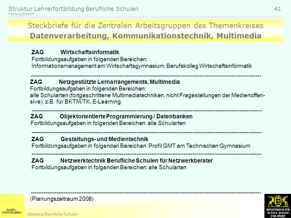 Datenverarbeitung, Kommunikationstechnik, Multimedia